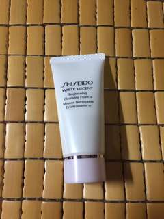 Shiseido 洗面膏