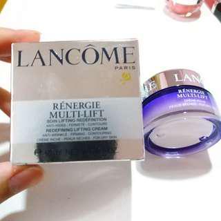 Lancôme lancome multi-lift redefining lifting cream 15ml
