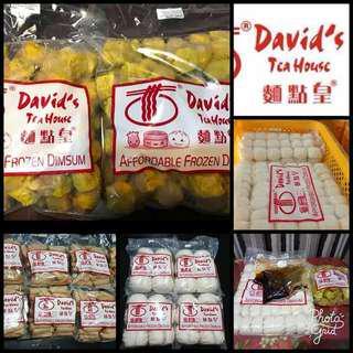 David's Tea House Frozen Dimsum
