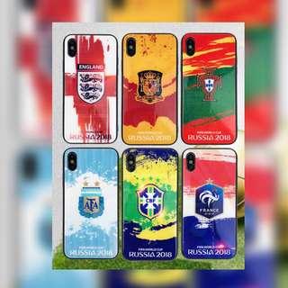 2018世界盃手機殻