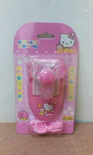 Hello Kitty 風扇