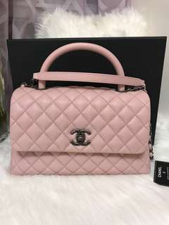 Chanel Coco Handle bag 中號