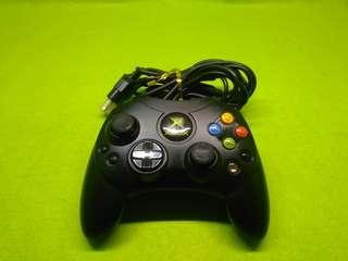 🚚 Xbox初代機搖桿七成新功能正常
