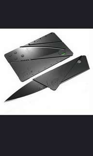 🚚 FAST SELLING credit card knife