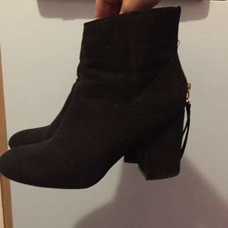Obsession Ankle Boots Size7