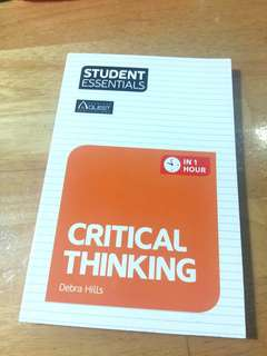 Student Essentials - Critical Thinking
