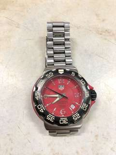 TAG Heuer Formula 1 Wrist Watch