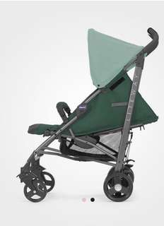 Chicco Liteway Basic With Bumper Bar