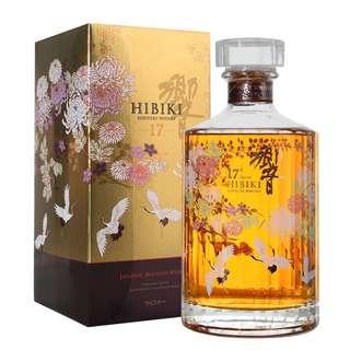 響17年 花鳥風月 Hibiki 17 日本威士忌 (適合 山崎 響 余市 竹鶴 宮城峽 愛好者)