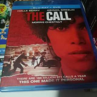 The Call Blu Ray.
