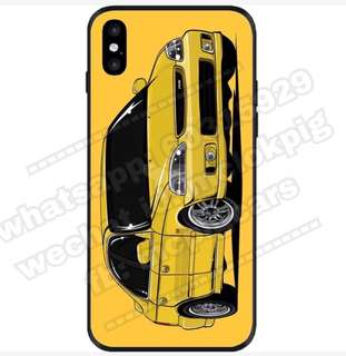 honda ek3 civic iphone samsung case