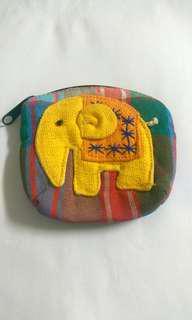 🚚 泰國大象零錢包 搬家出清 降價賣 #畢業一百元出清