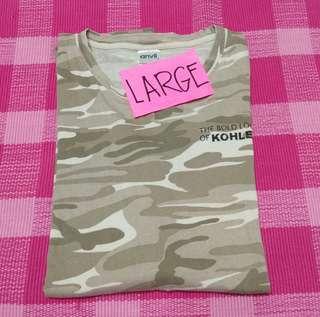 Camouflage Men's T Shirt