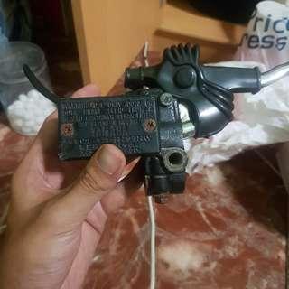 Rxz orimotor masterpump n clutch