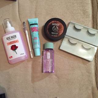 Makeup Everything at $3 each