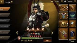 dynasty warriors unleashed account