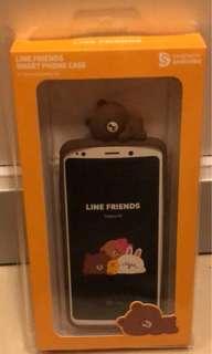 Line friends Galaxy S9 Case