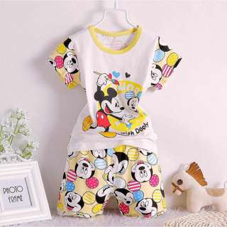 Mickey Mouse Terno for kids