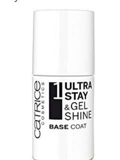 Catrice Ultra Shine & Gel base coat