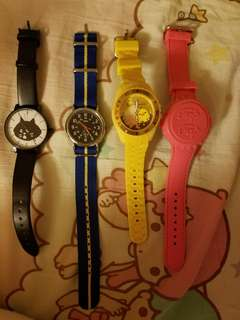 Ne net ,rilakkuma watches