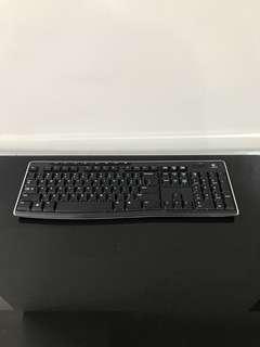 Lucky Logitech Wireless Keyboard