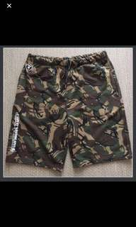 🚚 Aape Camo Shorts XL