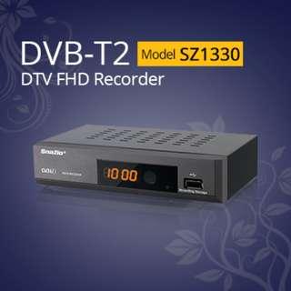 SnaZio SZ1330 DTV FHD Recorder DVB-T2