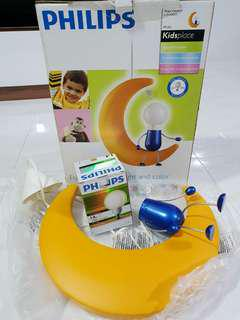Philips Kidsplace Lunar Lighting
