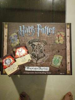 Harry Potter Hogwarts Battle Board Game with Promo cards