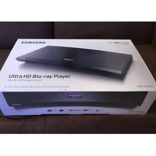 Samsung 4K UHD BD UBD-M8500 Ultra HD Blu-ray player 超高清藍光影碟播放機 全新行貨,1年保養,有單