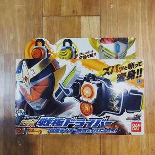 Kamen Masked Rider Gaim Henshin Belt DX Sengoku Driver