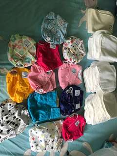 Moo moo kow cloth diapers