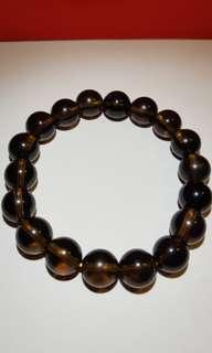 Obsidian Bracelet / 黑耀石 (10mm)