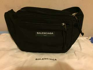 Balenciaga shoulder bag (no givenchy loewe triple s saint Laurent
