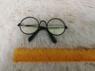 EXO BTS Doll glasses (black)