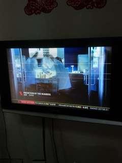 "Samsung 37"" lcd tv used"