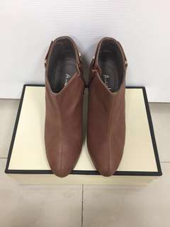 🚚 短靴*咖啡色
