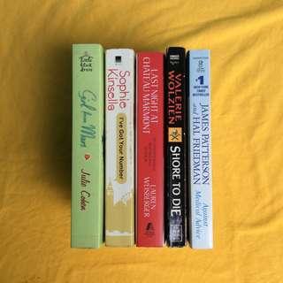Pocket Sized Books