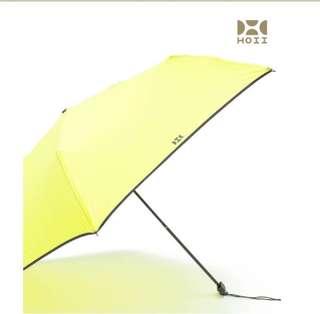 HOII 后益 太陽傘 太陽遮 防紫外光抗UV 超輕太陽傘 專利布料抗陽光 新品
