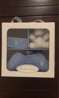 ORIGINAL Ralph Lauren Baby Gift Set