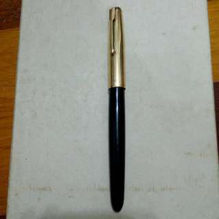 Black Parker 51 Fountain Pen Vintage 12