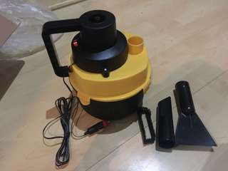Wet & Dry Canister Vacuum Cleaner