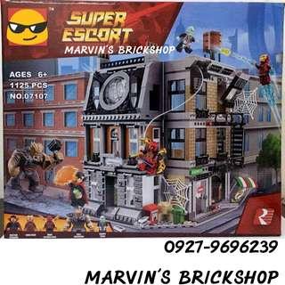 Avengers Infinity War Sanctum Sanctorum Showdow  Building Blocks Toy