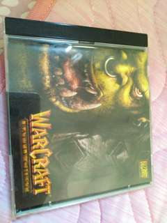 Warcraft 碟。合收藏 沒cd key 平郵
