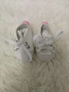 EXO BTS rabbit doll shoes (white)