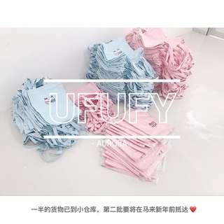 【 Ufufy  Bag 刺绣系列 - 唐老鴨】