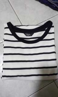 Iora stripped dress