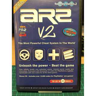 PS2 - Action Replay 2 金手指 (Version 2 for PS2)