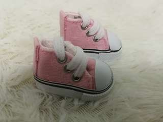 20cm doll shoes (pink)