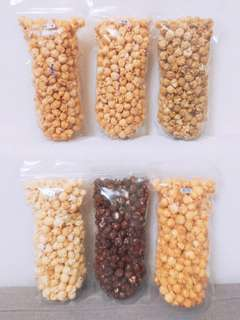 🚚 手工爆米花/巧克力/海苔/起司/鹹味/奶油塩/焦糖
